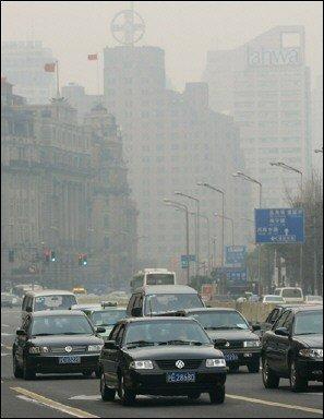 pollution de lair
